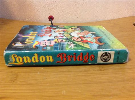 libro london bridges antiguo libro mattel con manivela london bridge 380 00 en mercado libre