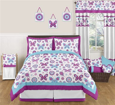 queen size teenage bedroom sets bedroom sets for teenagers butterfly flowers full queen size bedding set girl teen bedroom ebay