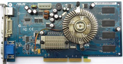 Vga Card Geforce 6600 Vga Legacy Mkiii Nvidia Geforce 6600