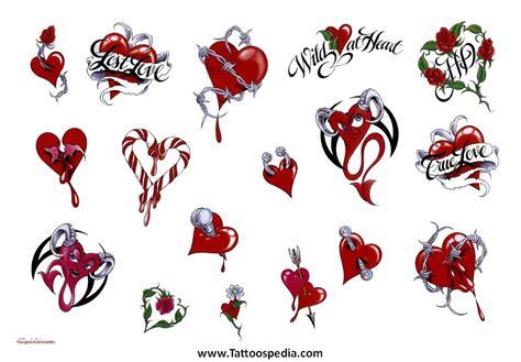 half heart couple tattoos tony baxter