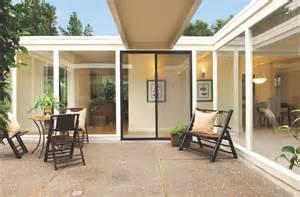 Joseph Eichler Floor Plans white floors joseph eichler american mid century modern homes