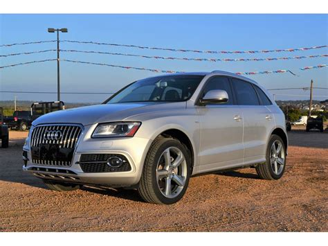 Q5 Audi For Sale by 2014 Audi Q5 For Sale By Owner In Leander Tx 78645