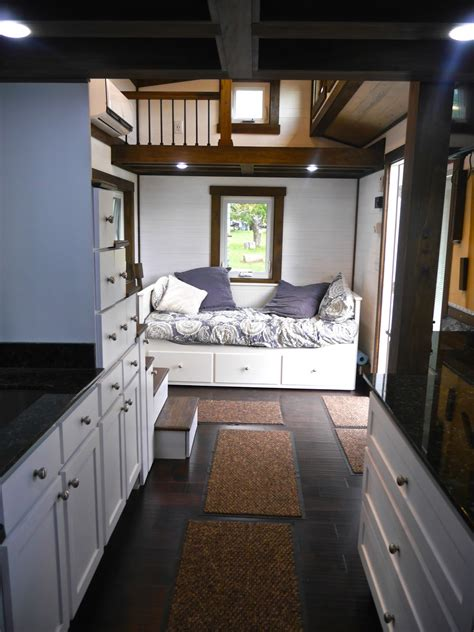 luxury tiny house relaxshacks com a luxury tiny house on wheels and its