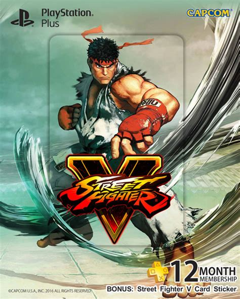 Bd Ps4 Fighter5 Spesial Shoryuken Edition the title from the fighter series maxit