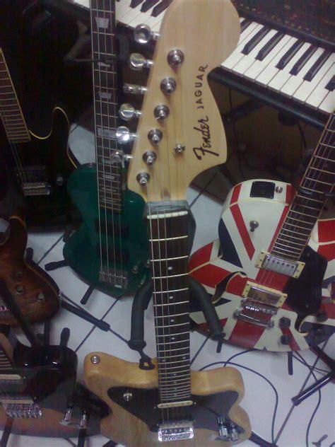 Gitar Listrik Fender Spesial gitar listrik murah fender jaguar custom 171 dhetonmusic