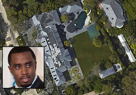 sean diddy combs from celebrity homes in the htons e diddy spends 40 million on new home in holmby hills los