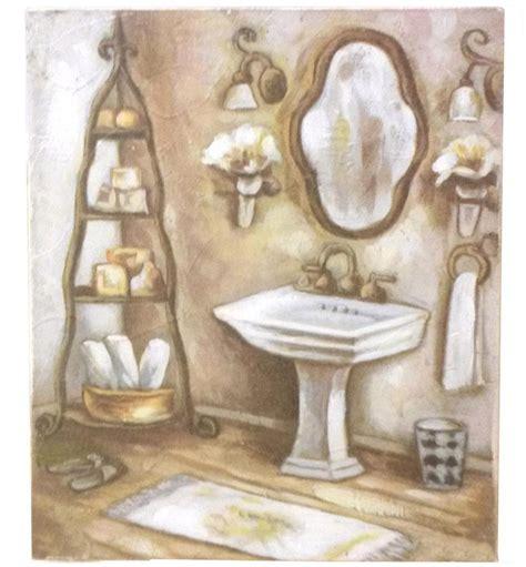 quadri da mettere in bagno quadro oriane bagno shabby quadri