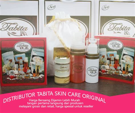 Tabita Skincare Original Indonesia harga set tabita skin care original