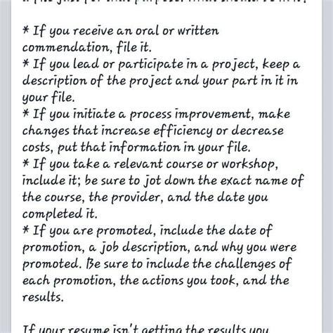 things to say in resume things to say in resume good things to write