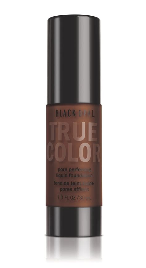 black opal true color liquid foundation black opal true color pore perfecting liquid foundation