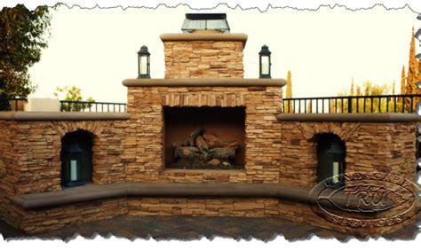 orange county outdoor fireplaces
