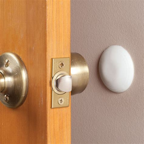 Protect Wall From Door Knob by Door Knob Wall Guards Wall Guards Door Guards Walter