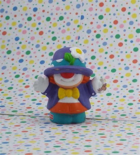 Gazo Paint Shoes Amusement Park fisher price park clown