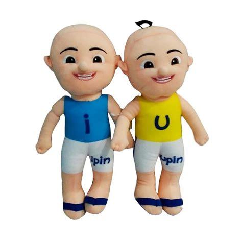 Boneka Upin jual boneka murah lucu boneka ipin upin harga kualitas terjamin blibli