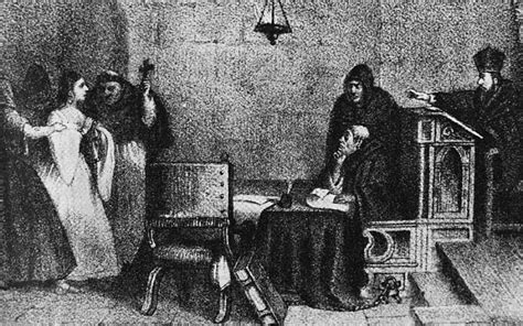 When the Spanish Inquisition expanded to the New World