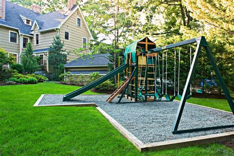 awesome backyard playgrounds awesome small backyard playground ideas 37003 khoabaove