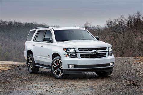chevy vehicles 2018 2018 chevrolet tahoe reviews and rating motor trend