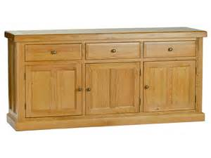 Borwick large sideboard hand crafted from solid oak lpc furniture