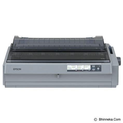 Printer Epson Jarum jual epson lq 2190 merchant printer dot matrix murah