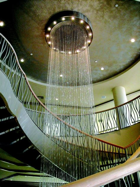 rain curtain water feature custom rain curtain water feature awesome products