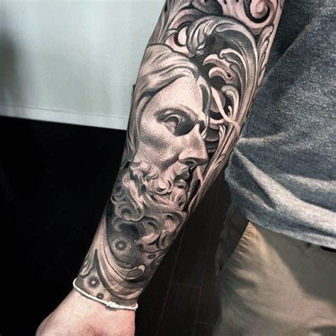 tattoo jesus unterarm 100 jesus tattoos for men cool savior ink design ideas