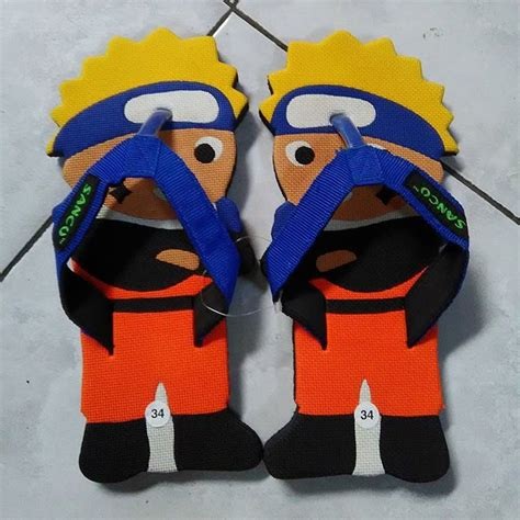 Sancu Sandal Lucu Ukuran 34 sandal lucu sancu model motif boy grosir sandal