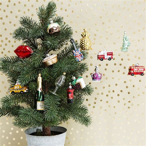 Pineapple Tree Decoration by Buy Bombki Golden Pineapple Tree Decoration Amara