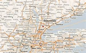 Scarsdale New York Map scarsdale location guide