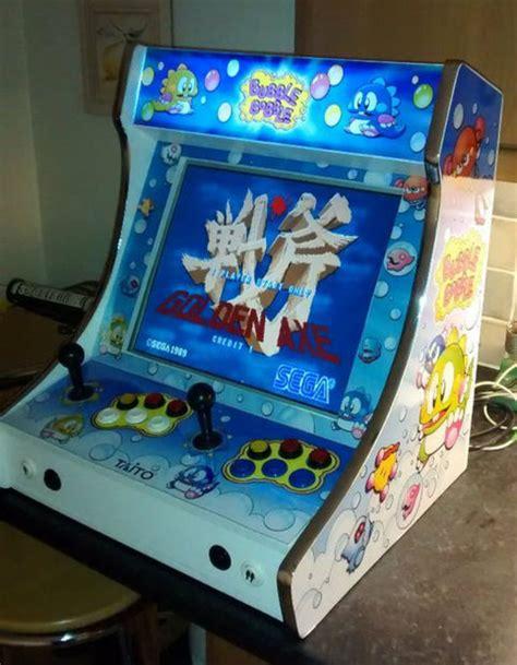 Bartop Machine Bobble Bartop Arcade Machine