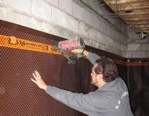 Interior Basement Waterproofing ? Basement Waterproofing