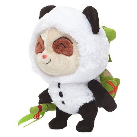 this is plush riot merch panda teemo plush plush collectibles