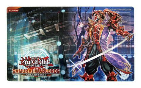 Shadow Of The Six Samurai Shien Spwa En012 1st Edition samurai warlords structure deck playmat shadow of the six
