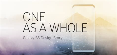 Home Design Story Samsung Design Story One As A Whole Galaxy S8 Design Story