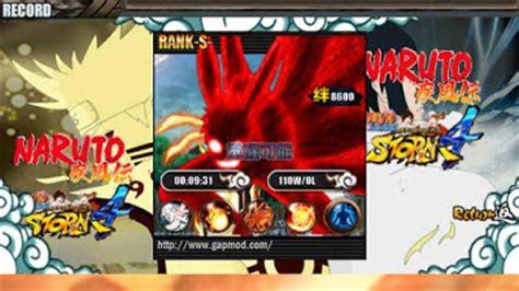 mod game naruto shippuden senki naruto senki mod ultimate ninja storm 4 v2 0 apk android