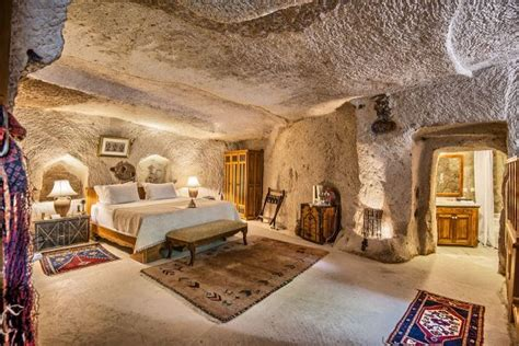 In The Room 2016 museum hotel cappadocia luxury boutique cave hotel in