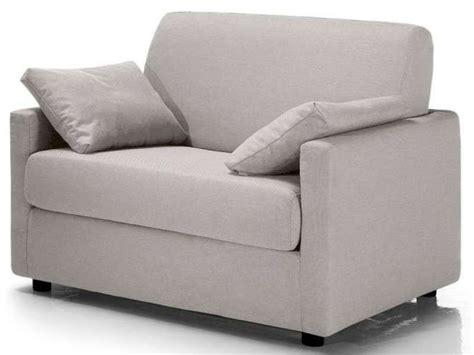 fauteuil convertible federica coloris gris clair