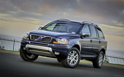volvo xc90 2013 widescreen car pictures 12 of 24