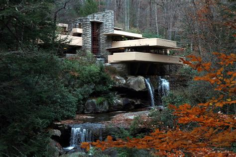 Ex Machina Waterfall by Gray Whitley Photojournal Fallingwater Frank Lloyd