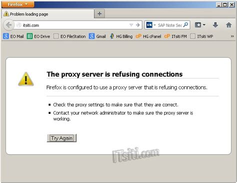 where is the proxy server korea facts