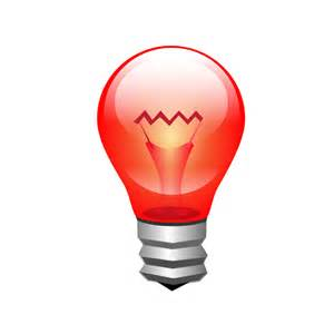 file bombilla roja red edison lamp svg wikimedia commons