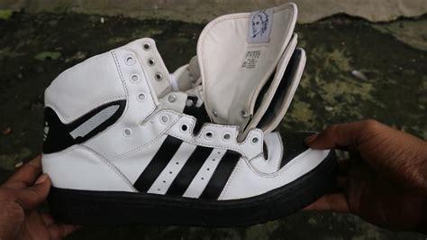 Sepatu Adidas Terbaru Yang Paling Langka Sepatu Unik Dan Langka Adidas Obyo X 3 Tongue G16456