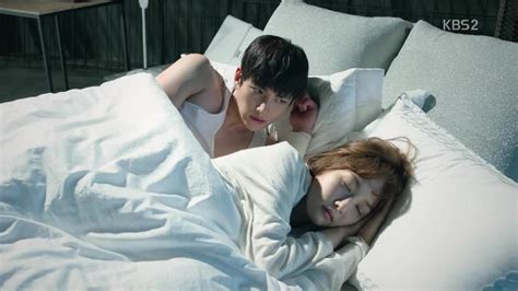 kissing scenes in bedroom korean drama healer episode 15 187 dramabeans korean drama recaps