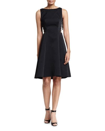 Porcelaine Dress Shoulder Bhn Crepe L black crepe dress neiman