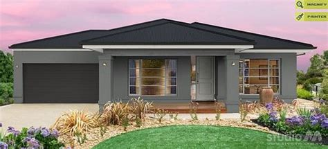 roof ironstone house render cool greyteahousewestern