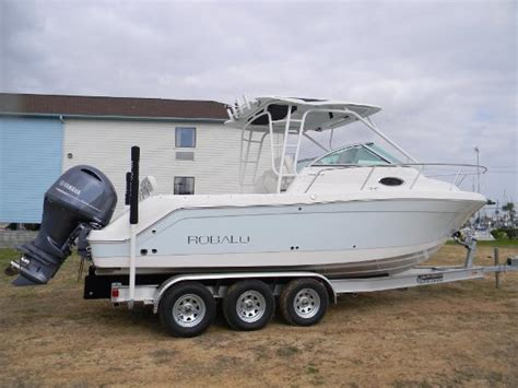 robalo boats for sale texas robalo 265 boats for sale in texas