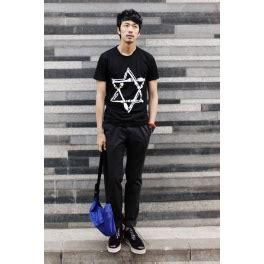 Pakaian Pria Korean Style Atasan Pria Cotton Stretch Best Seller pakaian pria korea bj311 pfp store