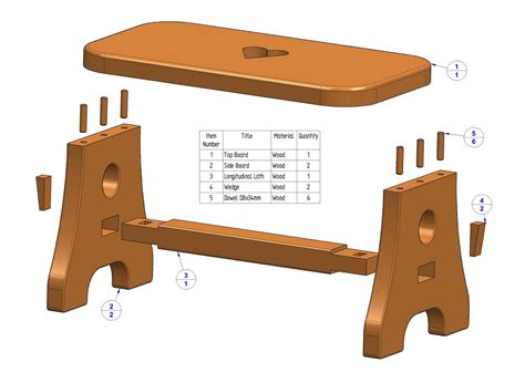 woodworking stool plans