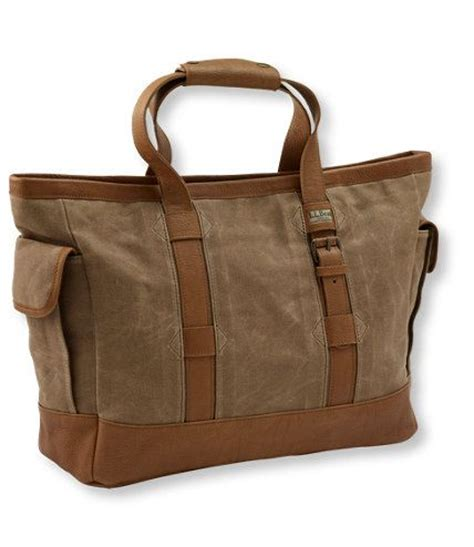 Canvas Bag Ukuran Besar 2 maine guide tote waxed canvas tote bags free shipping at l l bean gift