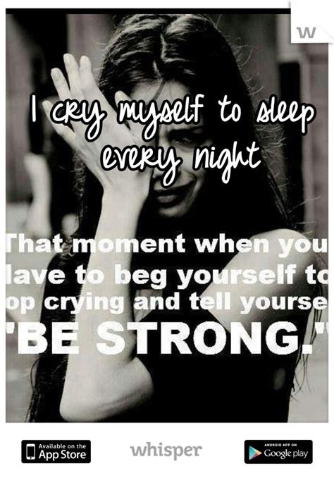 can you be put to sleep for c section crying yourself to sleep quotes quotesgram