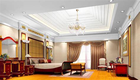 Interior Ceiling Design White 3d House Free 3d House